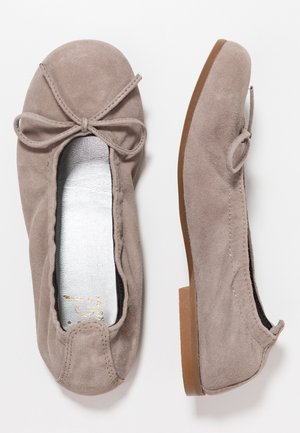 Ballet pumps - ceniza