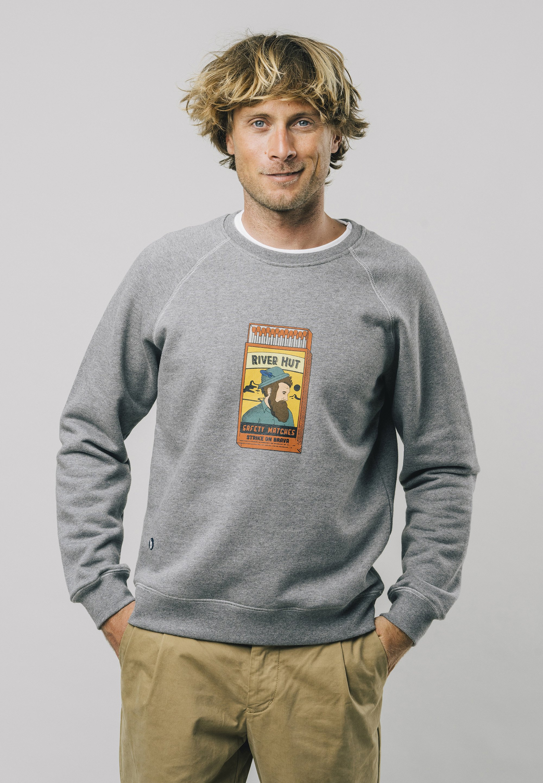 Homme SAFETY MATCHES - Sweatshirt