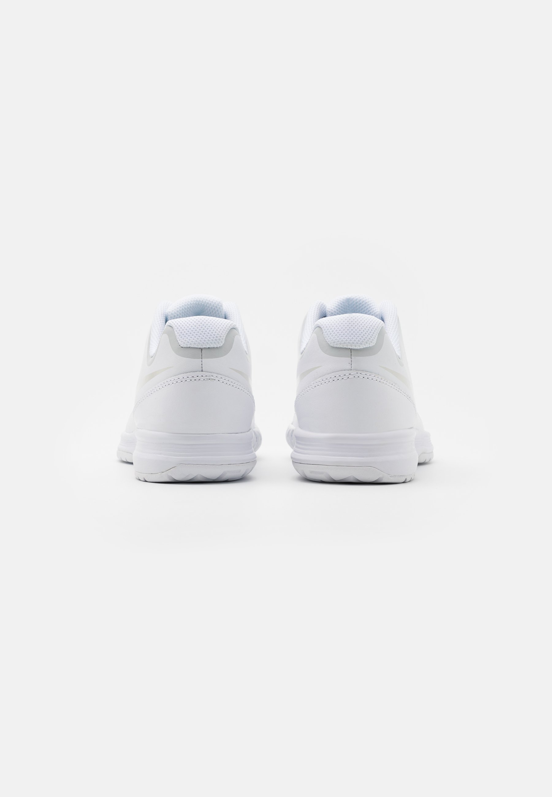 Scarpe da donna Nike Performance WOMENS VAPOR COURT SHOE Scarpe da tennis per tutte le superfici white/light bone/pure platinum