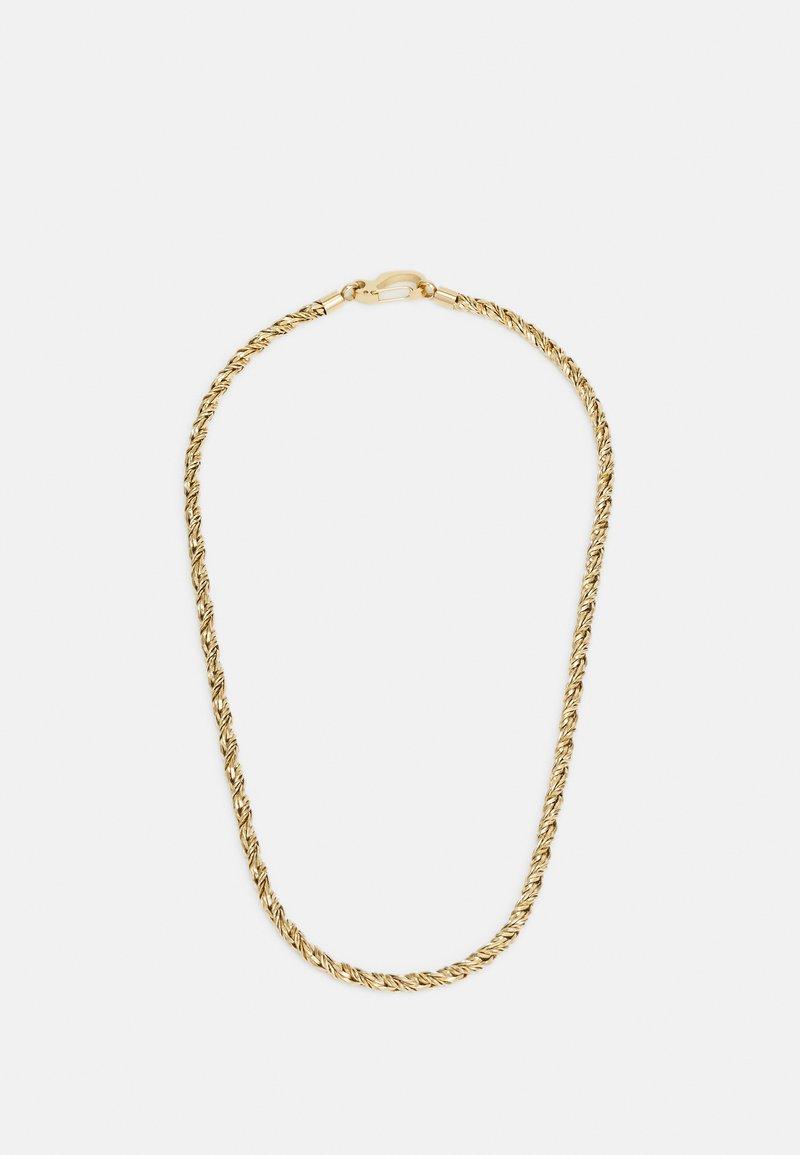 Vitaly - AFFINITY UNISEX - Necklace - gold-coloured