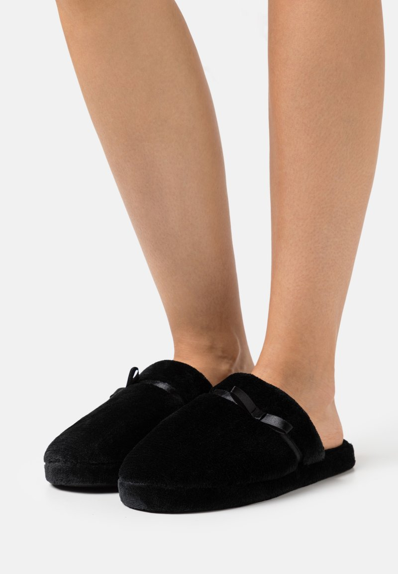 TOM TAILOR - Chaussons - black