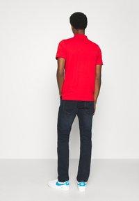 TOM TAILOR - JOSH - Straight leg jeans - dark stone blue - 2