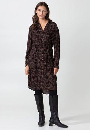 LEE - Jumper dress - dkbrown