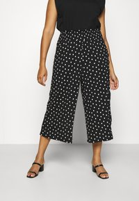 Simply Be - WAFFLE SPOT - Trousers - spot - 0