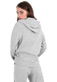AÉROPOSTALE - Zip-up hoodie - grey - 2