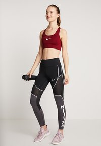 Nike Performance - ALL IN - Tights - black/thunder grey/white - 1