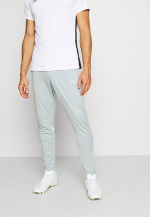 ACADEMY 21 PANT - Tracksuit bottoms - light pumice/white