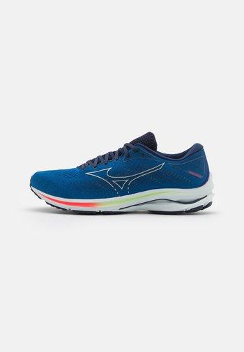 WAVE RIDER 25 - Neutrální běžecké boty - princess blue/illusion blue/diva pink