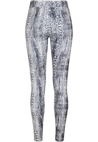 Urban Classics - Leggings - Trousers - white - 1