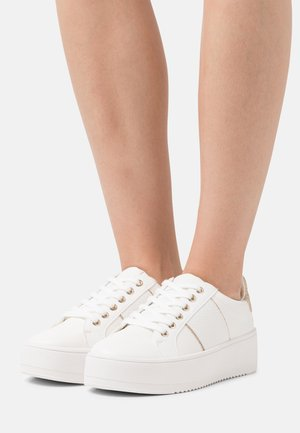 VEGAN CIDNEY - Sneakers laag - white
