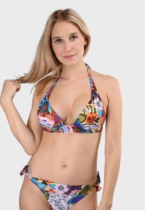 DIVA SG - Bikinitop - Yellow/Multi-colored