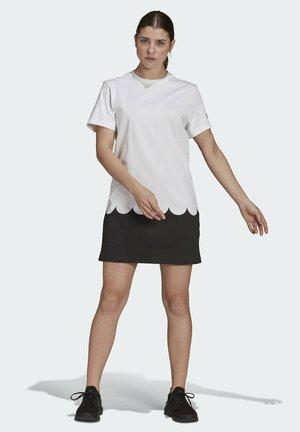 MARIMEKKO - Sports dress - white