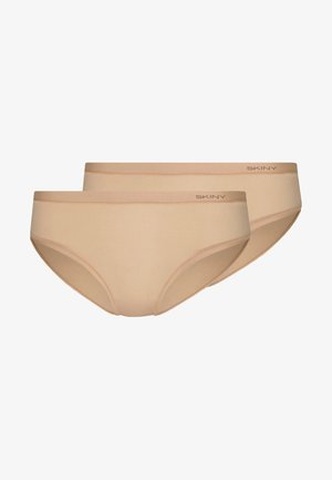 DAMEN RIO PURE NUDITY 2 PACK - Figi - beige