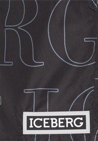 Iceberg - MEDIUM - Swimming shorts - black - 2