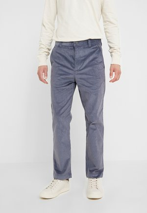 PANT - Trousers - light grey