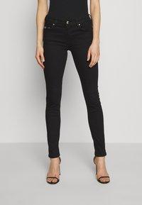 Versace Jeans Couture - Skinny džíny - nero - 0