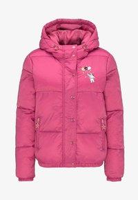 myMo - Winter jacket - rose - 4