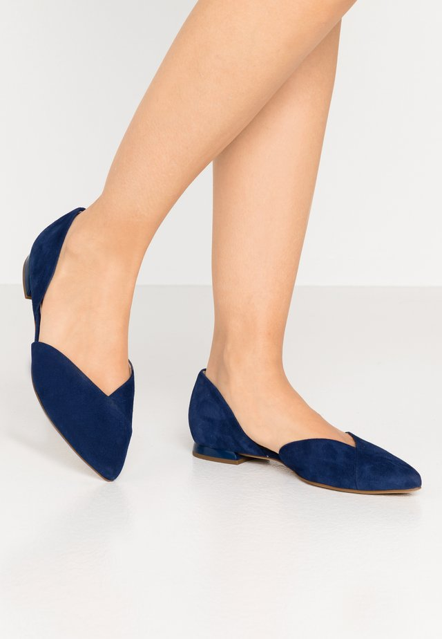 ALL DAY - Ballerina - navy