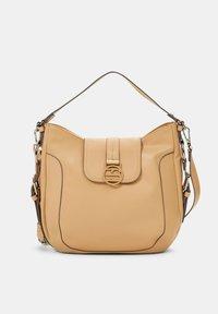 Esprit - Across body bag - camel - 6