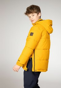 Protest - DYLAN JR  - Snowboard jacket - dark yellow - 8