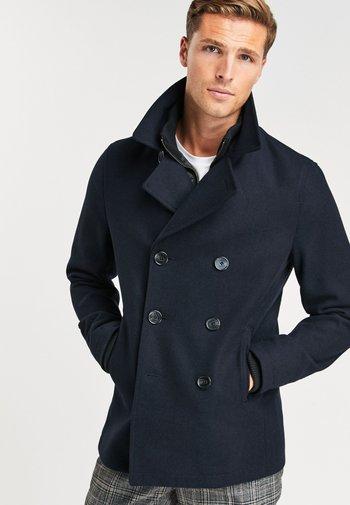 Krátký kabát - blue
