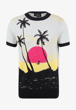 Print T-shirt - multicoloured