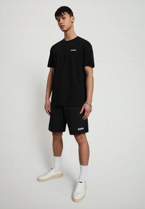 S-PATCH SS - T-shirt basic - black