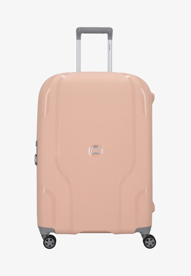 CLAVEL  - Wheeled suitcase - light pink