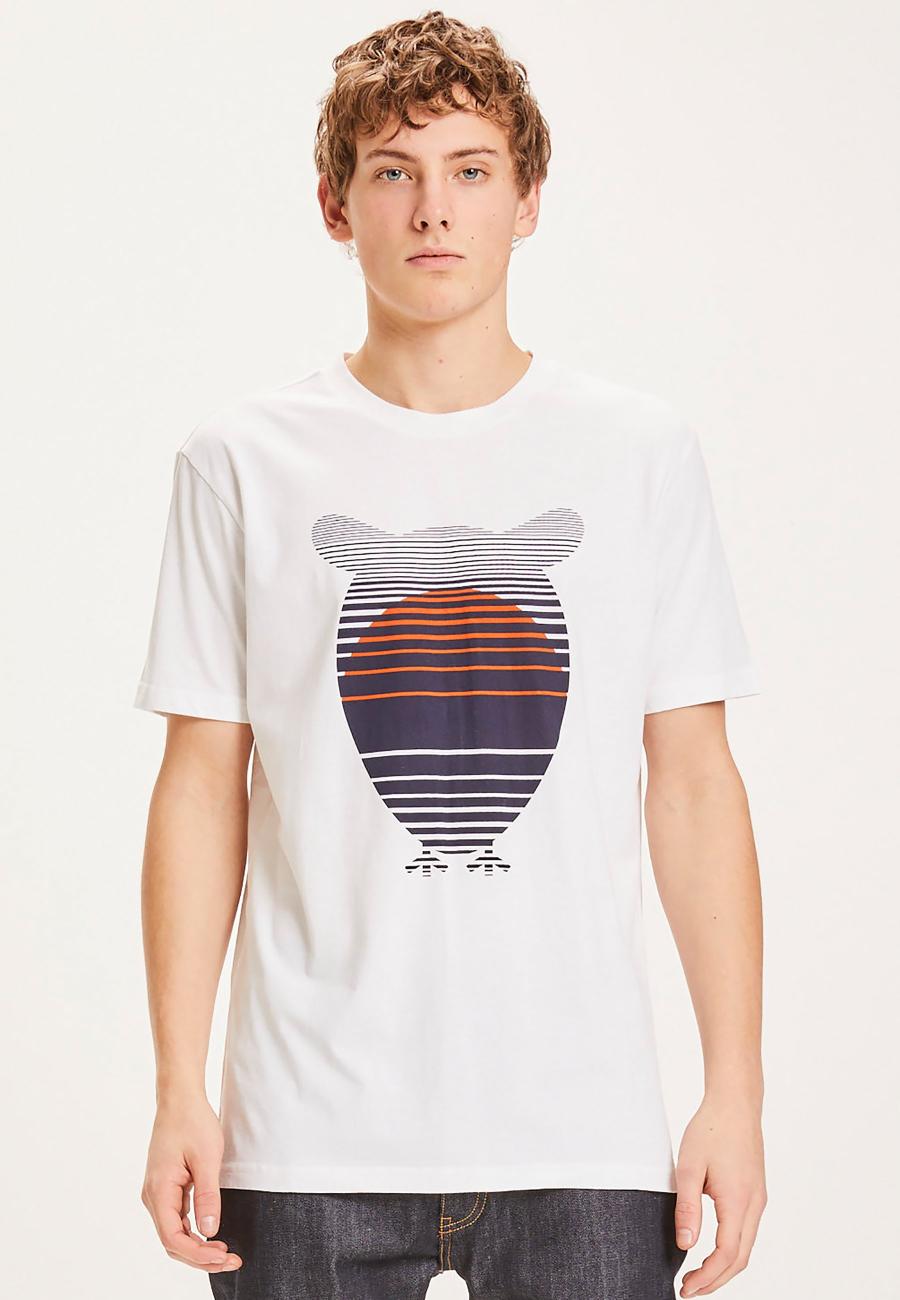 Herren 10656 - T-Shirt print