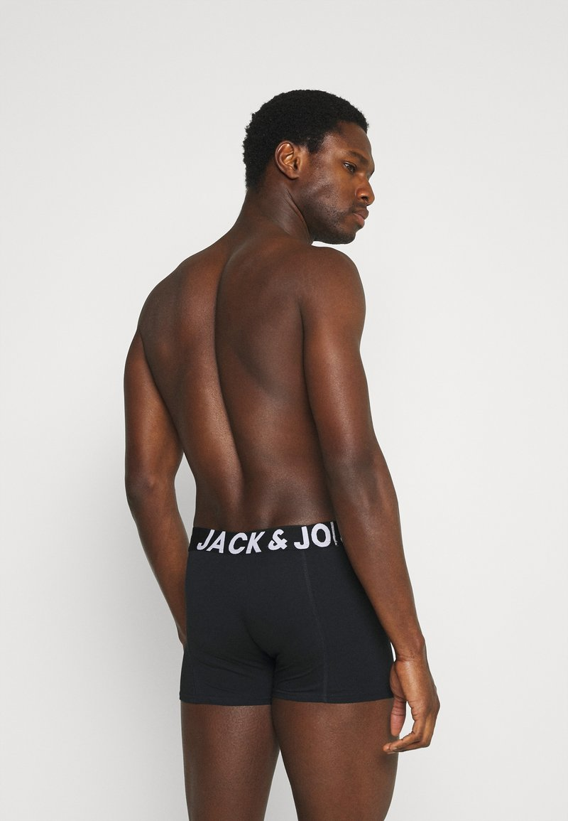 Jack & Jones - JACMILO TRUNKS 3 PACK - Pants - black