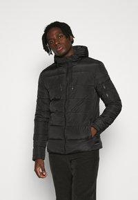 Redefined Rebel - MARK JACKET - Light jacket - black - 0