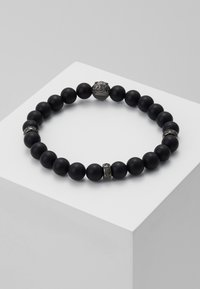 Guess - BEADS LION DETAIL  - Armbånd - gunmetal - 2
