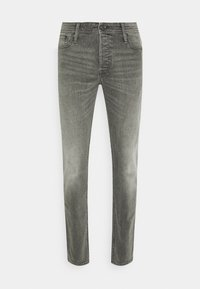 Jack & Jones - JJIGLENN JJORIGINAL - Slim fit jeans - grey denim - 6