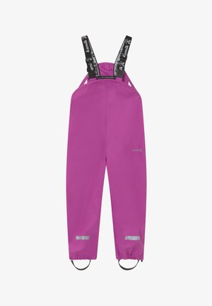MUDDY - Rain trousers - violet