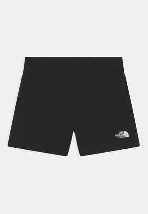 DREW PEAK LIGHT UNISEX - Pantaloncini sportivi - black