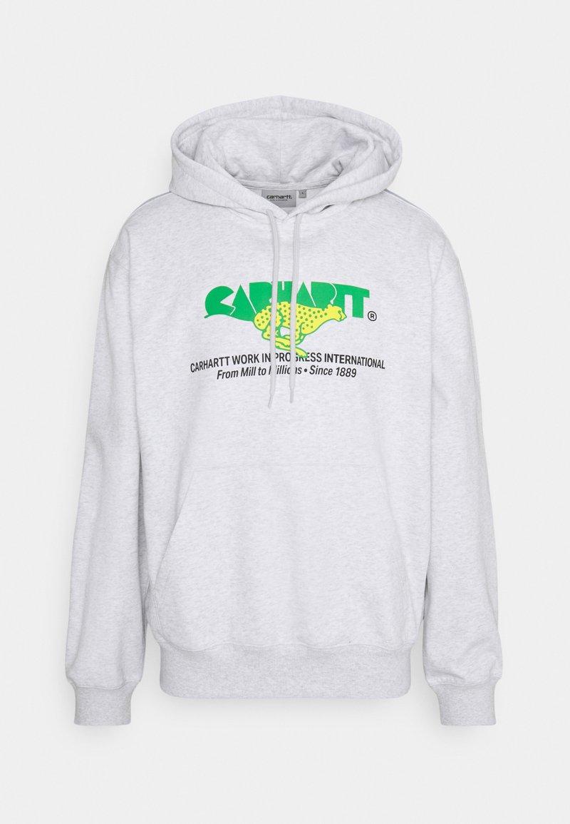 Carhartt WIP - HOODED RUNNER  - Collegepaita - ash heather