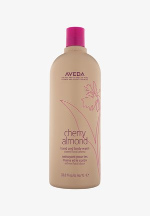 CHERRY ALMOND HAND & BODY WASH  - Douchegel - -