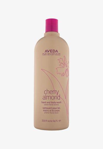 CHERRY ALMOND HAND & BODY WASH  - Shower gel - -