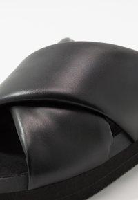 Monki - BELLA  - Sandaler - black - 2
