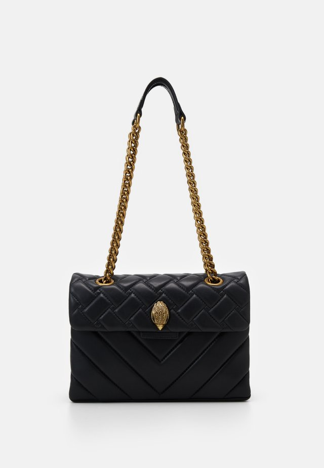KENSINGTON BAG - Handbag - black