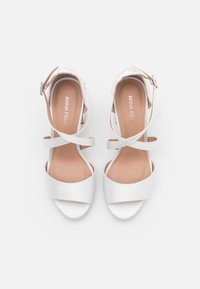 Anna Field - Platform sandals - white - 5