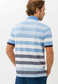 BRAX - STYLE PACO - Polo shirt - iced blue - 2
