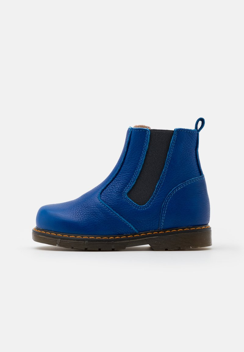 POLOLO - MONTE UNISEX - Classic ankle boots - california blue