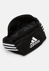 adidas Performance - LOGO TRAINING SPORTS WAISTBAG UNISEX - Ledvinka - black - 3