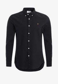 Farah - BREWER - Overhemd - black ink - 4