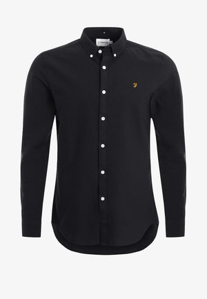 BREWER - Shirt - black ink