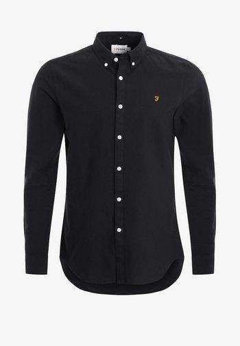 BREWER - Camisa - black ink