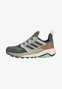 adidas Performance - TERREX TRAILMAKER BLUE HIKING SHOES - Hiking shoes - green - 1