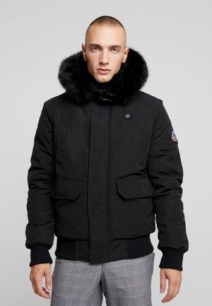 ASTER HEAT CONTROL JACKET - Winter jacket - black