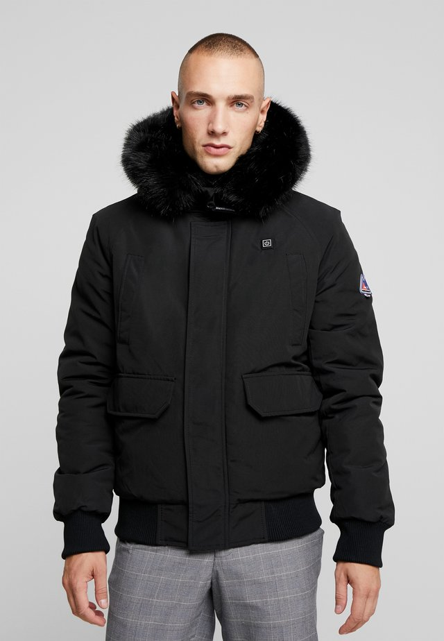 ASTER HEAT CONTROL JACKET - Vinterjacka - black
